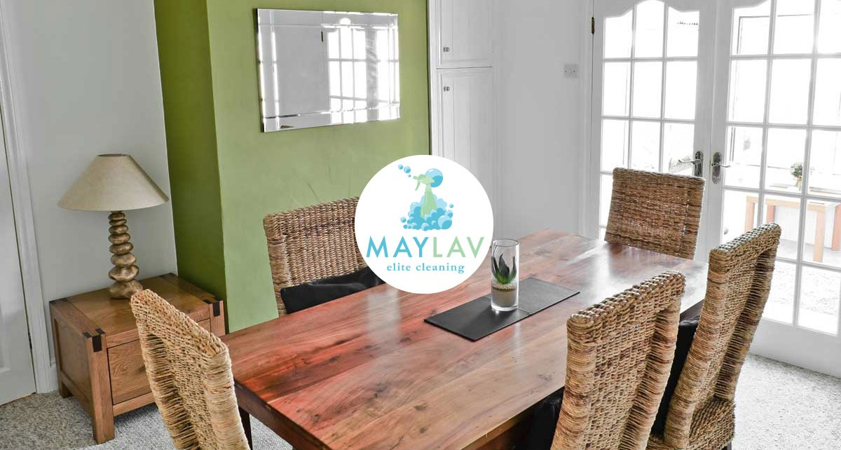 maylav elite cleaning logo; Pittsburgh cleaning company